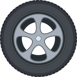 tire animation